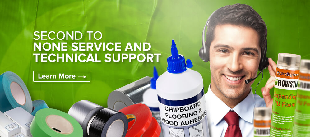 Second to None Service and Technical Support