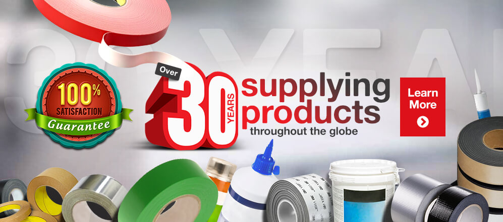 Over 30 Years Supplying Products Throughout the Globe