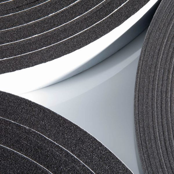 Single Sided PVC Foam Tape with Fixed Liner
