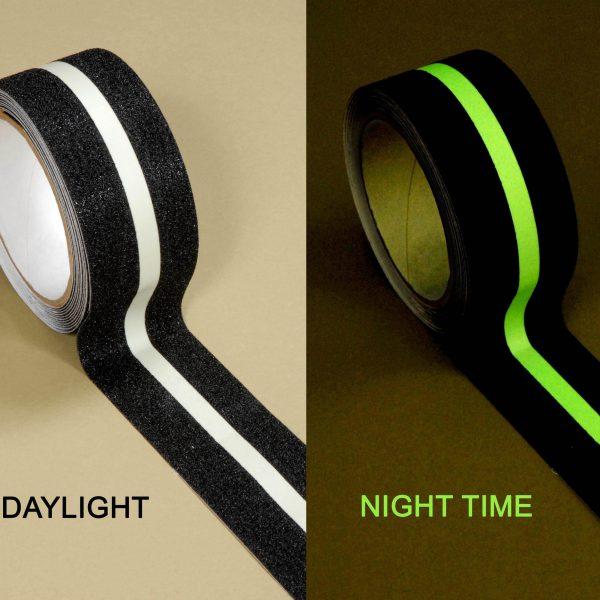 Glow In The Dark Stripe Anti Slip Tape