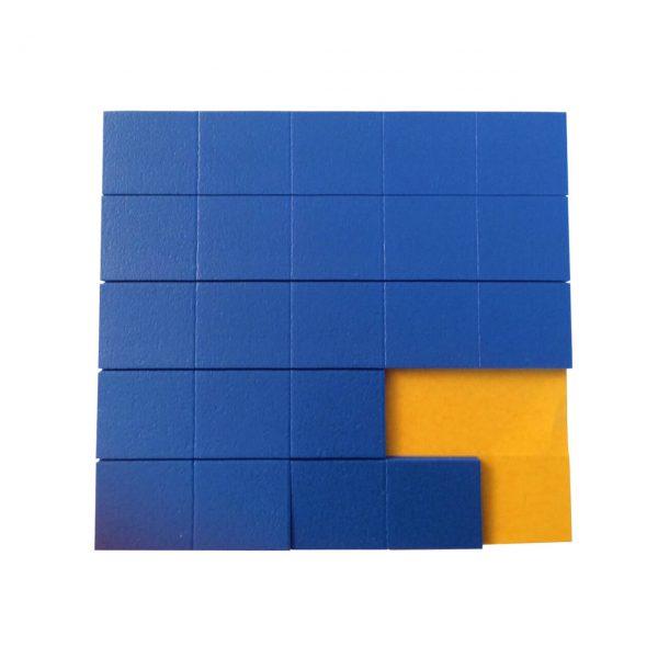 Blue Low Tack PVC Foam FDP3013