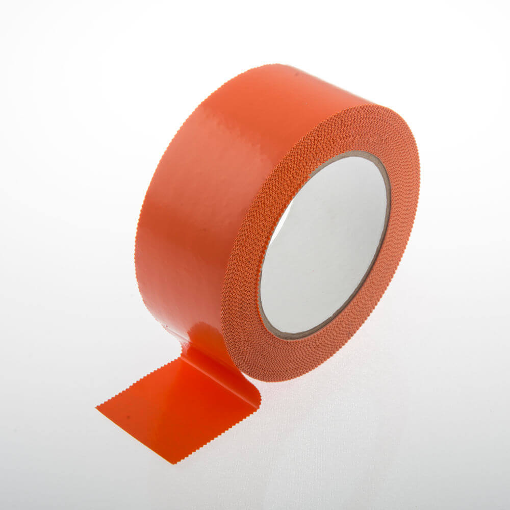 Serrated Edge Polyethylene Tape