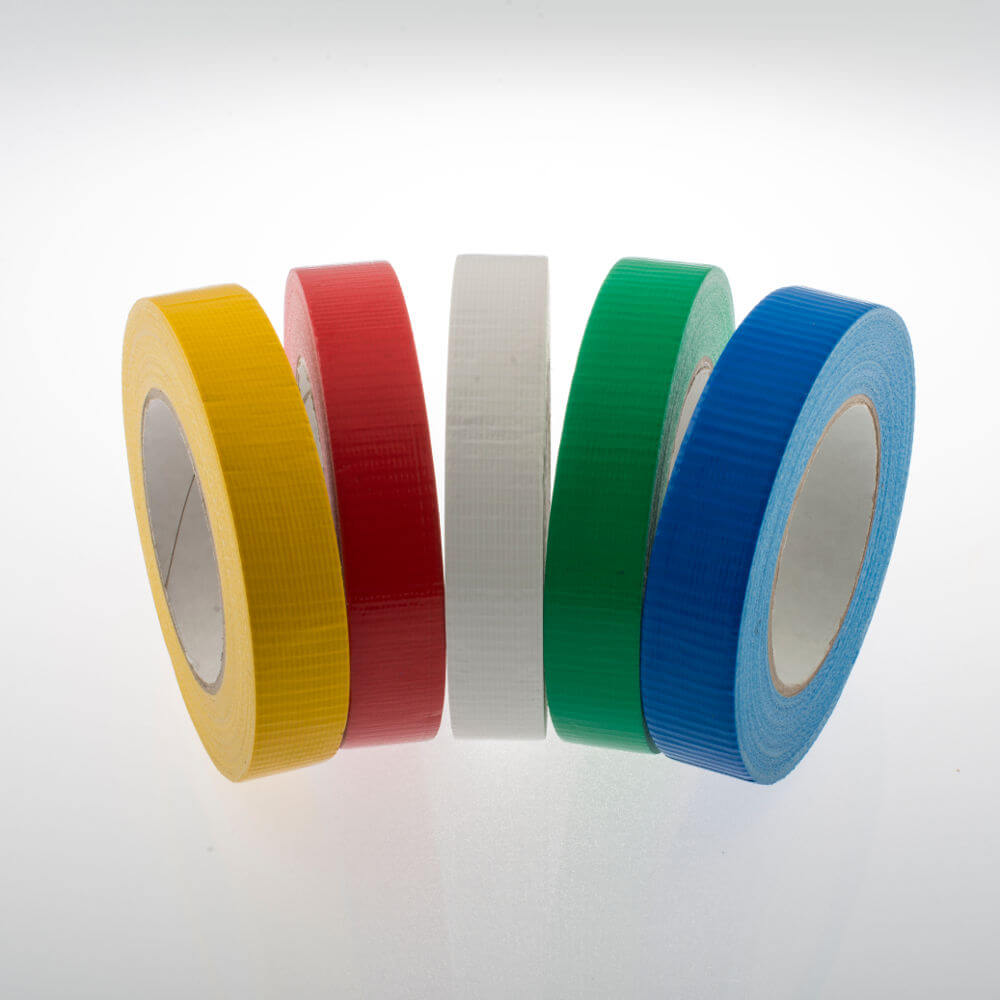 Performance Grade Waterproof Cloth Tape Colours