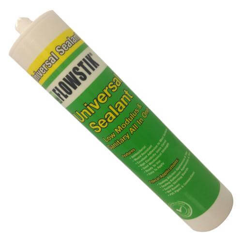 Universal Low Mod & Sanitary Silicone Sealant With Fungicide