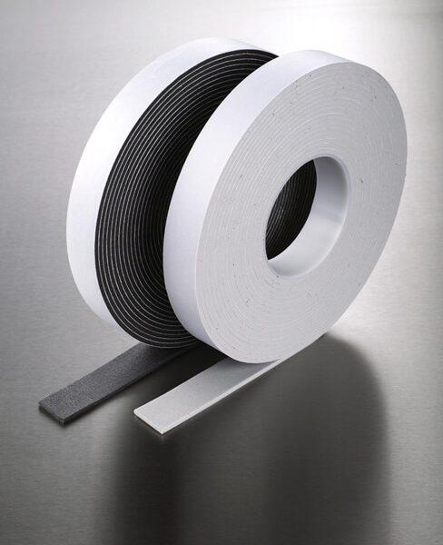 Single Sided Flame Retardant PVC Foam Tape