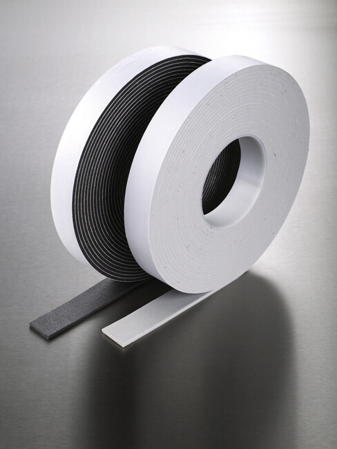 Single Sided Flame Retardant PVC Foam Tape