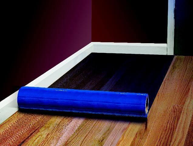 Hard Floor Protection Tape