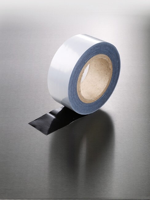 White Low Tack Protection Tape