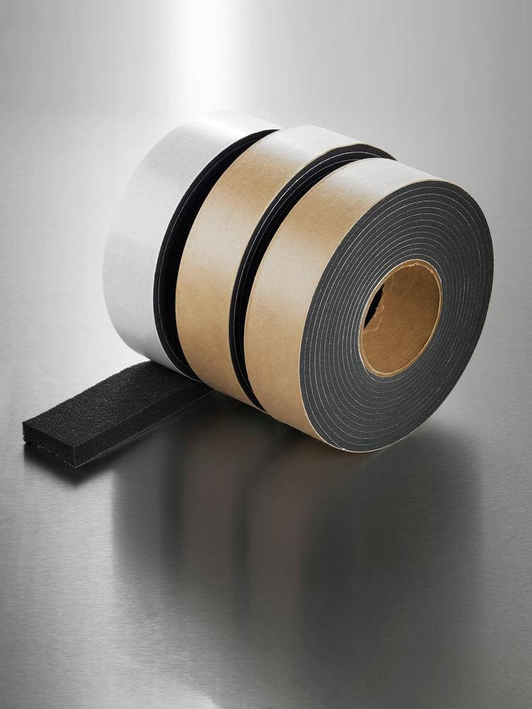 Flowseal 600Pa Expanding Foam Joint Sealing Tape