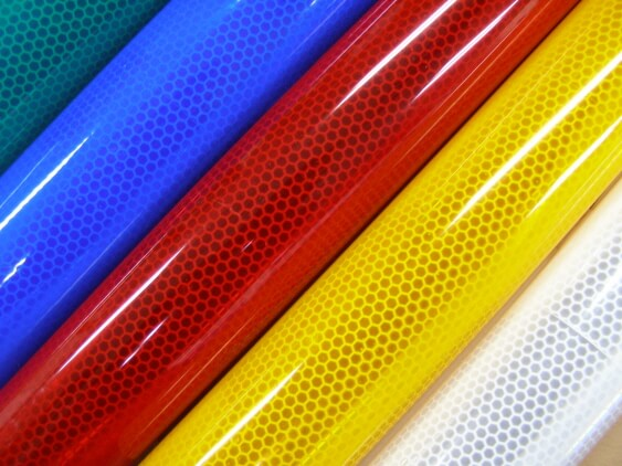 High Intensity Prismatic Reflective Tape